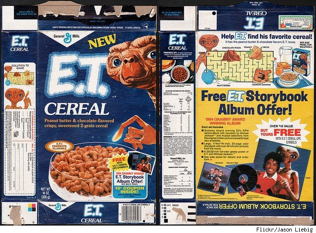 discontinued cereals