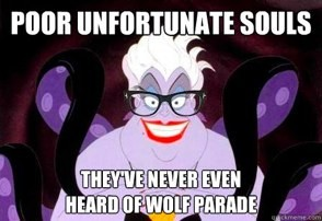 hipster ursula is a hipster disney villain