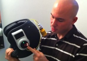 shaving helmet invented by brooklyn dude named boris