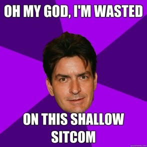 clean sheen meme subverts charlie sheen's bad reputation