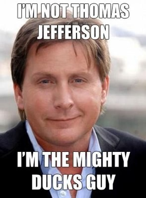 emilio estevez charlie sheen meme from filmdrunk