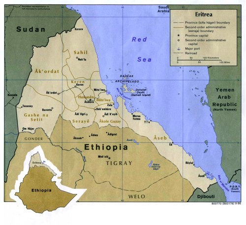 eritrea is older than justin bieber