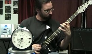 john dr hot licks taylor holds urdb world record for fastest guitar player