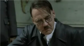 hitler reacts to rebecca black's friday