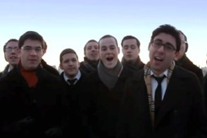 maccabeats sing purim song to the tune of pink's raise your glass