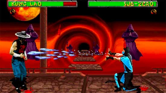 mortal kombat II is older than justin bieber
