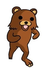 pedobear the internet's child molester mascot