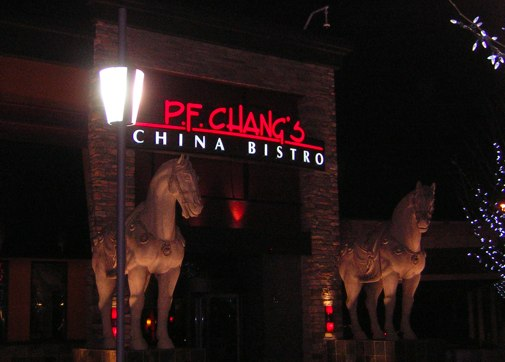 pf chang's is older than justin bieber