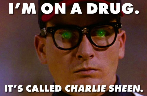 charlie sheen quotes. General Charlie Sheen Quote
