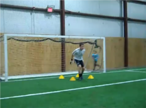 soccer goal surprise fail