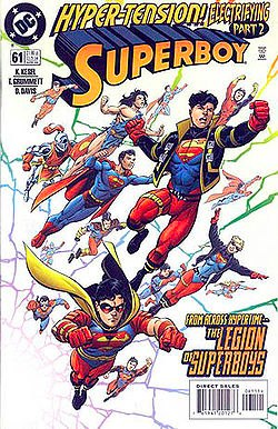 superboy is older than justin bieber