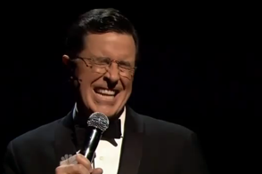 stephen colbert performs friday on jimmy fallon