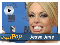Jesse Jane at AVN Awards in Vegas