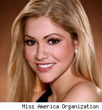 Miss Michigan Kirsten Haglund wins Miss America