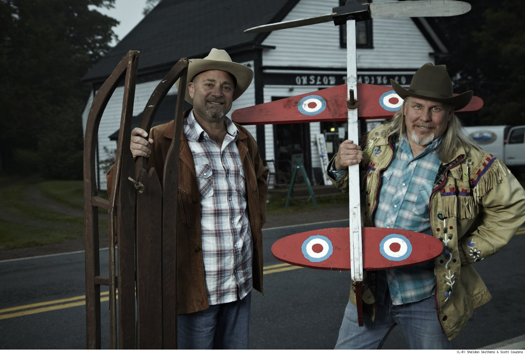 show American Pickers