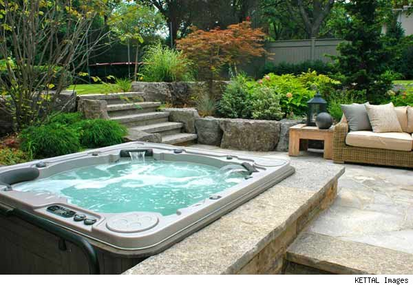 Jacuzzi Backyard Designs : Backyard Jacuzzi Desings  Joy Studio Design Gallery  Best Design