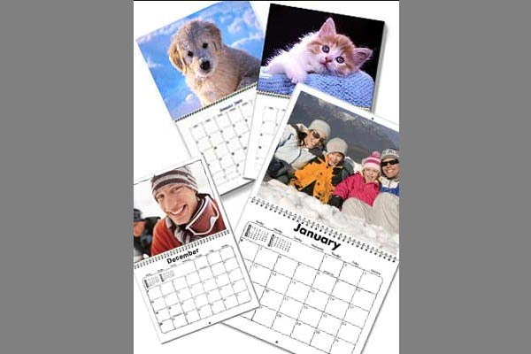 Reuse Old Calendars