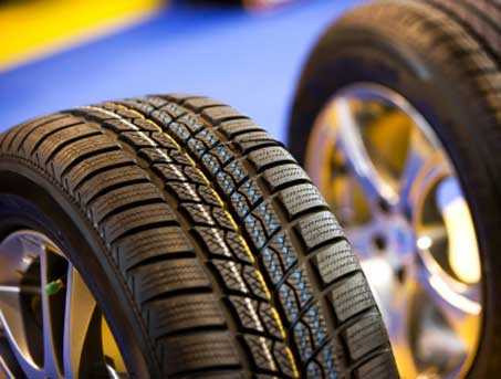 Fall: Tires and Auto Supplies