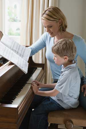 childhood tax credits include piano lessons
