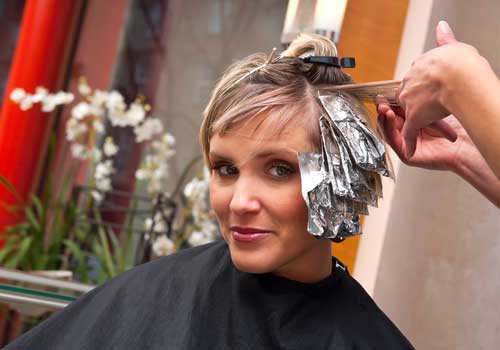 getting highlights in your hair costs thousands of dollars 