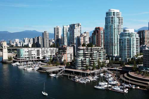 Canada's most expensive cities to buy homes