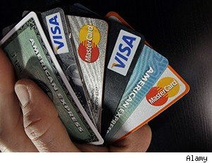 Canada Credit card Debt
