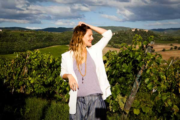 Celebrity vineyards