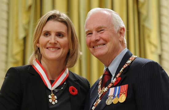 Hayley Wickenheiser