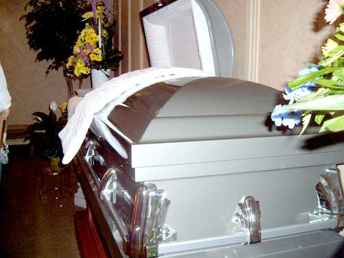 Open Casket Viewing