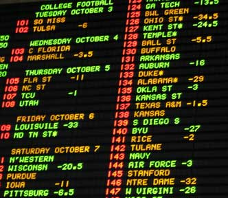 Betting on college sports is lucrative for professional investors who take it very seriously