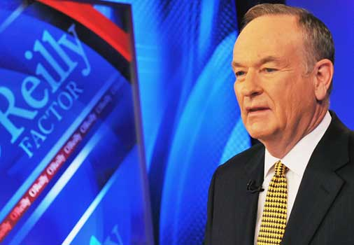 6. Bill O'Reilly
