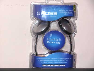 Koss earphones