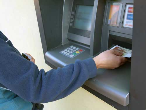 10% of people have the same ATM password