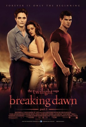 4. The Twilight Saga: Breaking Dawn Part 1: Grossed $542 million