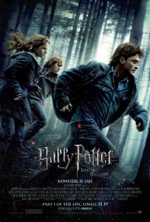 Harry POtter was th etop grossign film of 2011, making more than $1 billion for its stars, director and writer