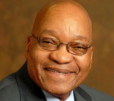 11. Jacob Zuma, President of South Africa