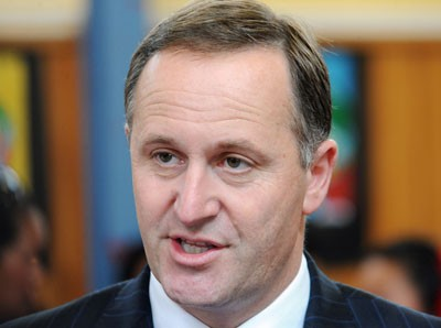 6. John Key, Prime Minister of New Zealand