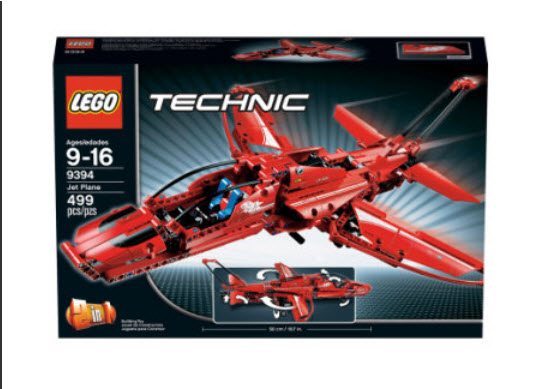 Technics from Lego
