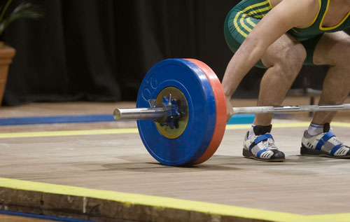 3. Olympic Weightlifting