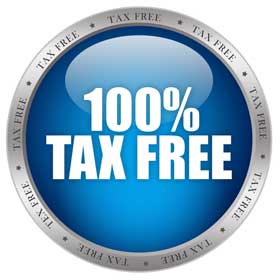 3. Your money grows tax-free