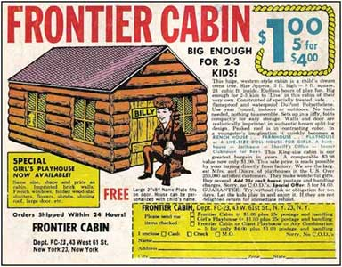 Frontier Cabin