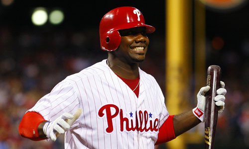 10. Ryan Howard