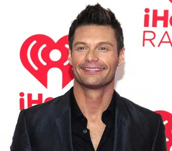 3. Ryan Seacrest
