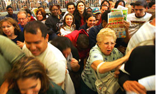 Black Friday Canada 2012