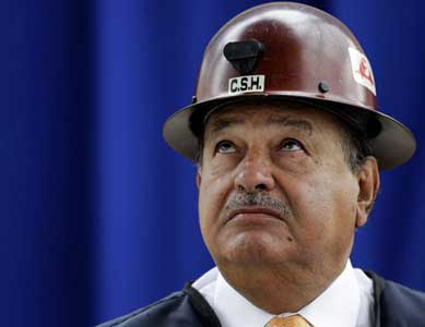 1. Carlos Slim