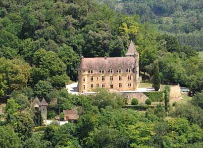 Chateau de Rouffillac, Perigord, France