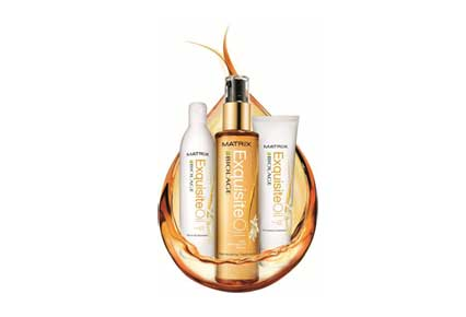 6. MATRIX Biolage ExquisiteOilCollection