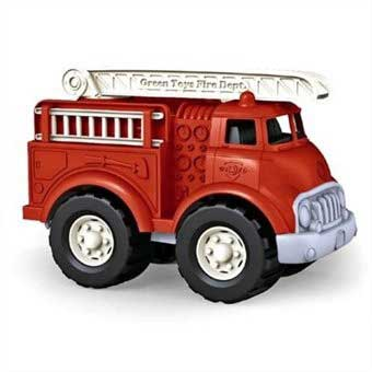3. Green Toys Fire Truck