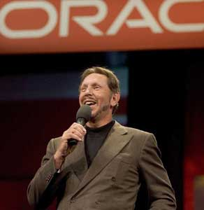 8. Larry Ellison