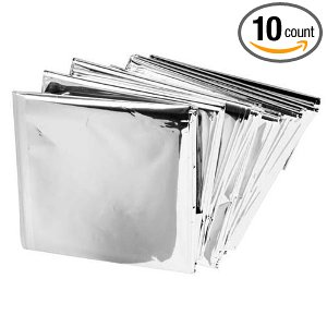 Mylar Emergency Thermal Blankets